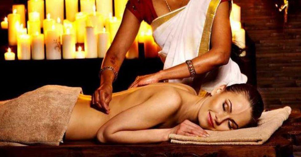 Yoga Massagem
