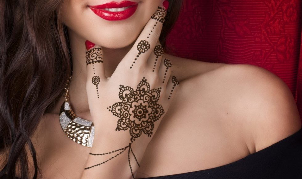Tatuagem com henna